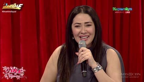 Ruffa, biglang naramdaman na gusto niya ulit na magpakasal | It's Showtime Image Thumbnail