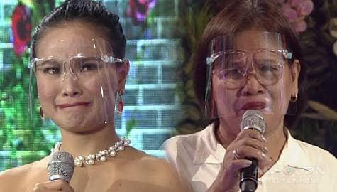 ReiNanay Catrina, naiyak sa tanong ng kanyang ina | It's Showtime Image Thumbnail