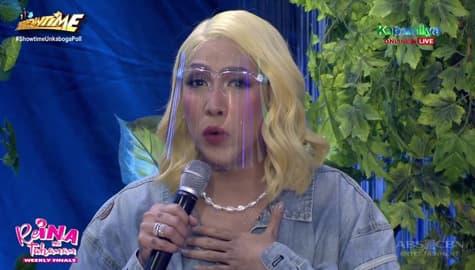 It's Showtime: Vice, pinaalalahanan ang mga anak na huwag pabayaan ang mga magulang pagtanda nila Image Thumbnail