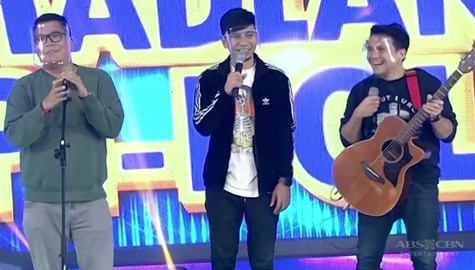 Yael describes Jugs & Teddy in one word | It's Showtime Image Thumbnail