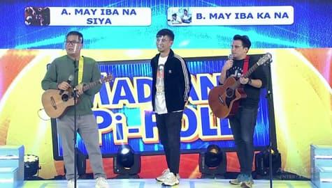 Ano ang dahilan para iwan mo ang asawa mo? | It's Showtime Madlang Pi-Poll Image Thumbnail