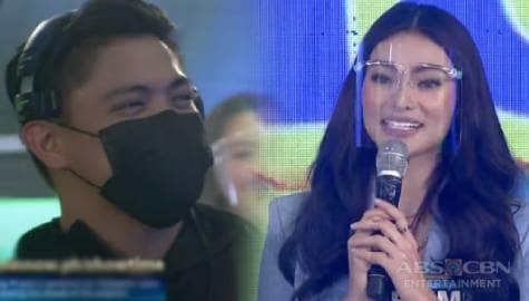 Vice Ganda, ipinakilala kay Emma Tiglao sa kanilang cameraman na si Pido