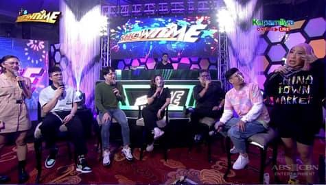 Vice Ganda, nalungkot sa usapan nina Vhong at Teddy | It's Showtime Image Thumbnail