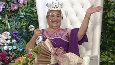 Zenaida Villas, itinanghal na ReiNanay Of The Day | It's Showtime Image Thumbnail
