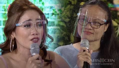 ReiNanay Nancy, naiyak sa tanong ng kanyang kapatid | It's Showtime Image Thumbnail