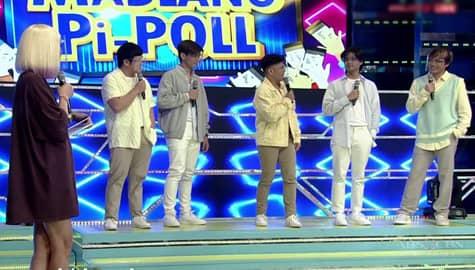 Vice ganda, masayang nakipagkulitan sa bandang 'The Juans' | It's Showtime Image Thumbnail