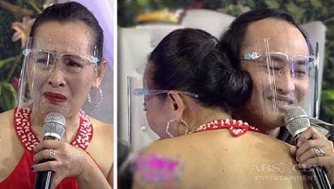 ReiNanay Lilia, naiyak nang mayakap ang anak | It's Showtime Image Thumbnail