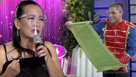 ReiNanay Lilia, sinagot ang tanong ni Ion | It's Showtime Image Thumbnail