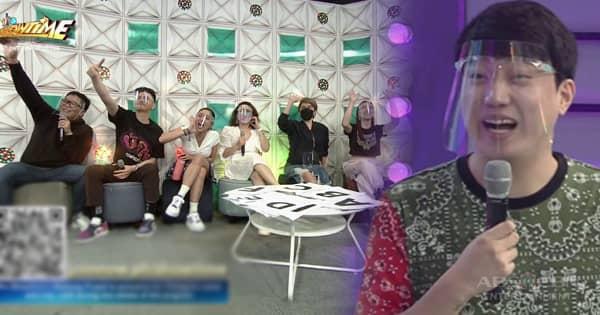 WATCH: Ryan Bang, sinuportahan ng It's Showtime family