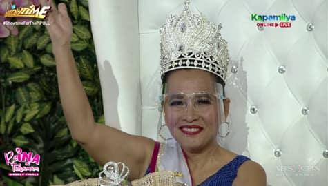 Lilia Aban, itinanghal na ReiNanay Of The Week | It's Showtime  Image Thumbnail