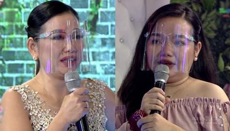 ReiNanay Aileen, naiyak habang sinasagot ang tanong ng anak niya | It's Showtime  Image Thumbnail