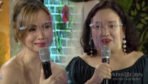 ReiNanay Cindy, naging emosyonal nang makita ang bestfriend | It's Showtime Image Thumbnail