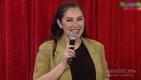 Ruffa, gustong pumunta ng Baguio 'with a friend' | It's Showtime