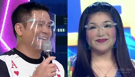Ogie, na-meet ang impersonator ng asawang si Regine| It's Showtime Image Thumbnail