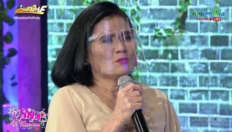 ReiNanay Florita, handang tiisin ang pananakit ng asawa para sa mga anak | It's Showtime Image Thumbnail