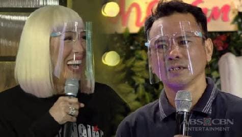 Vice Ganda, napahalakhak sa tanong ng asawa ni ReiNanay Mary Jane | It's Showtime Image Thumbnail
