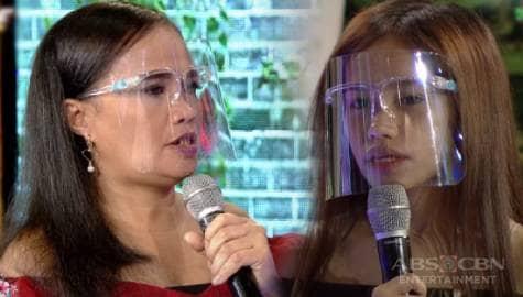 'Napagod na rin siguro ako' ReiNanay Liza, nakausap ang anak | It's Showtime