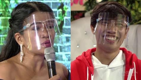 ReiNanay Anna Liza, sinagot ang tanong ng kanyang bestfriend | It's Showtime Thumbnail