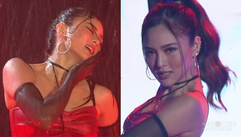 Kim Chiu celebrates first anniversary as Showtime host with a powerful performance!