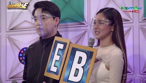 It's Showtime: Kim at Ryan, sinabi kung bakit ginusto nilang makapasok sa bahay ni Kuya noon