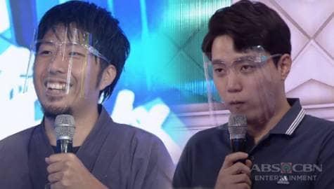 Ang showdown nina Yuki at Ryan! | It's Showtime