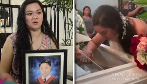 Ang kwento ng babaeng pinakasalan ang bangkay ng kanyang kinakasama | Rated Korina Image Thumbnail