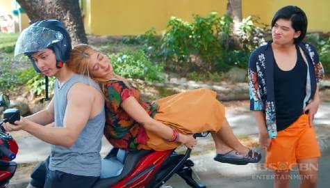 Kelly, nahuling magkasama sina Jepoy at Lenlen | Oh My Dad Image Thumbnail