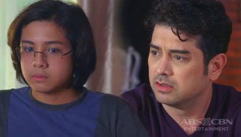 Theo, nahiyang humarap kay Matmat | Oh My Dad Image Thumbnail