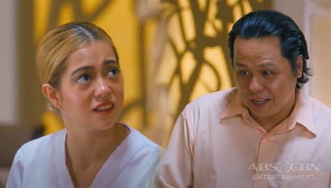 Lenlen, kinausap ng isang talent manager | Oh My Dad Image Thumbnail