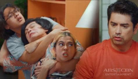 Matmat, sinubukan pigilan ang pag-aaway ng mga anak | Oh My Dad Image Thumbnail