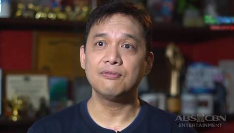 """""""It was given to me as a gift"""" Richard Reynoso, ipinakita ang pinagkakaabalahan niya ngayong pandemic Image Thumbnail"""