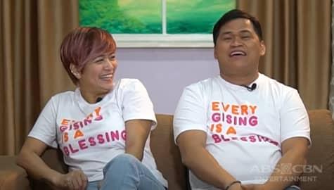 Ogie Diaz, ikinuwento kung paano niya nakatuluyan ang kanyang asawa | Rated Korina Image Thumbnail