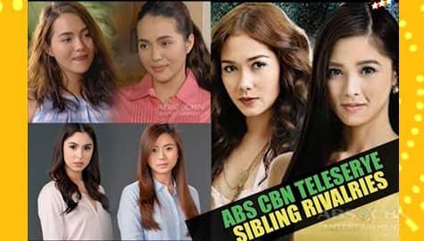 ABS-CBN Teleserye Sibling Rivalries | Kapamilya Hype Best