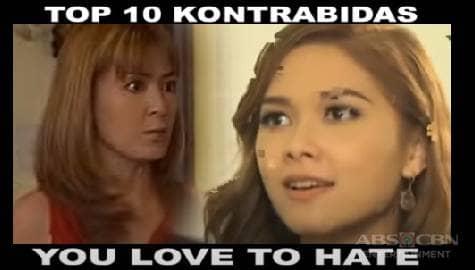 Top 10 kontrabidas you love to hate Thumbnail
