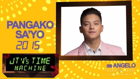 Jeepney TV Time Machine: Daniel Padilla Image Thumbnail