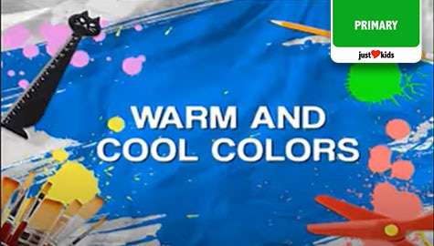 Warm and Cool Colors | Art Jam Image Thumbnail