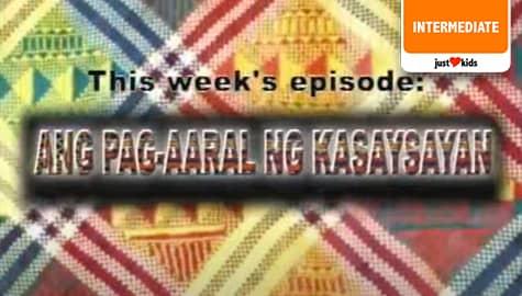Ang Pag-aaral ng Kasaysayan | Kasaysayan TV Image Thumbnail