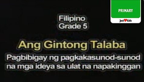 Ang Gintong Talaba | Alikabuk Image Thumbnail