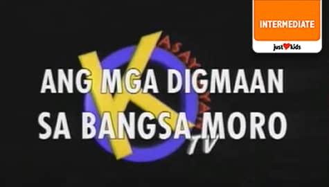 Ang Mga Digmaan sa Bangsa Moro | Kasaysayan TV Image Thumbnail