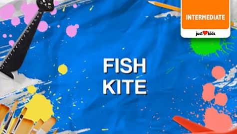 Fish Kite | Art Jam Image Thumbnail