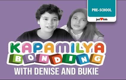 Denise and Bukie | KaPAMILYA Bonding  Image Thumbnail