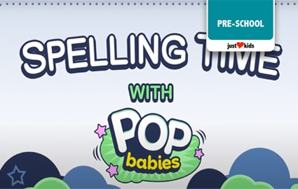 CLOCK - MOUSE - TIME | Spelling Time With Pop Babies Image Thumbnail