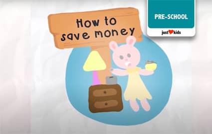 Saving Money with Mimi! | TuTuBee Image Thumbnail