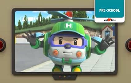 Robocar Poli Episode 1 Image Thumbnail