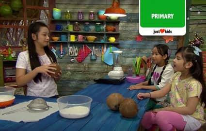 Snacks Naman: Coconut Recipes | Team Yey Season 3 Image Thumbnail