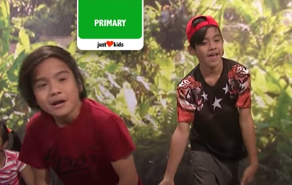 Galaw Go: Hiphop with Adrian | Team Yey Thumbnail