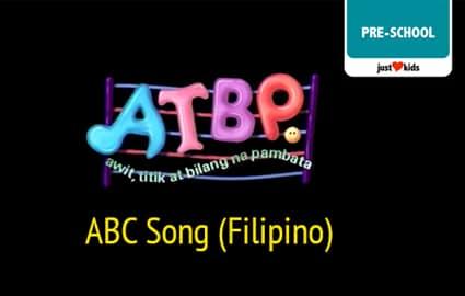 ABC Song (Filipino) | ATBP Image Thumbnail