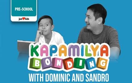 KaPAMILYA Bonding with Dominic and Sandro Image Thumbnail