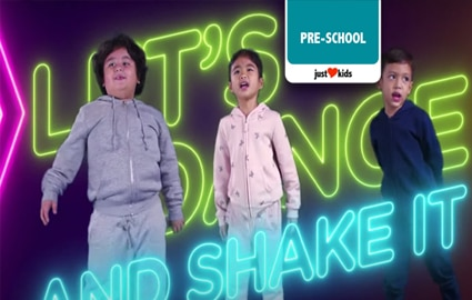 Let's Dance and Shake It | Pop Babies Image Thumbnail