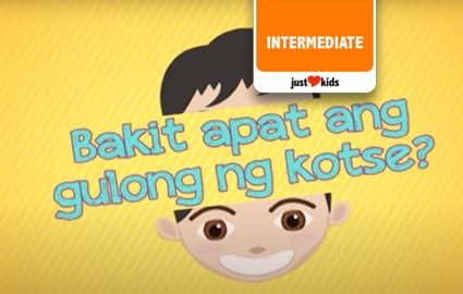 Bakit apat ang gulong ng kotse? | KKK Thumbnail